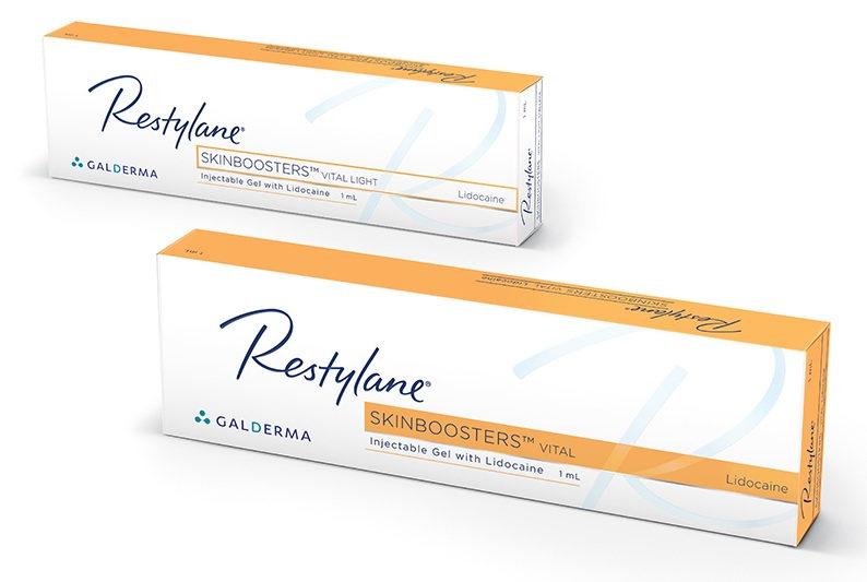 Perła dermatologii estetycznej, Restylane Skinbooster, Kompleksowa odnowa skóry